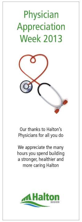 Physician appreciation