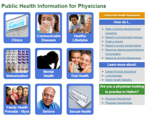 Physician web