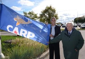 CARP Flag Raising