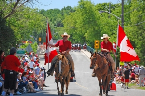 Glen Williams  Canada Day parade dreamstime_m_5639284
