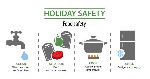 holiday-safety-food-safety